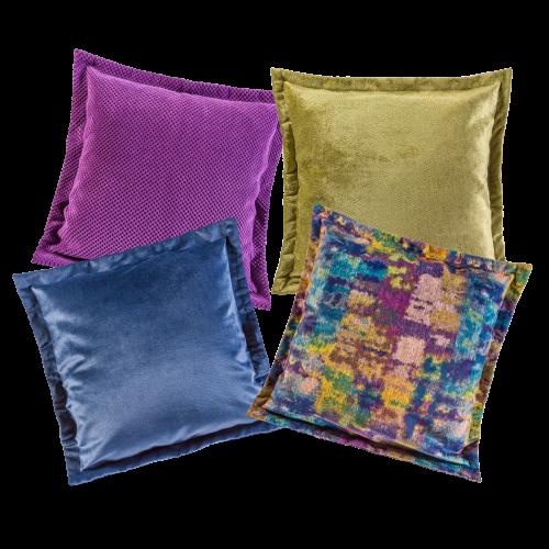Чехол для подушек alina fusion violet