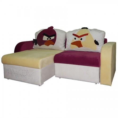 Диван Angry Birds 3