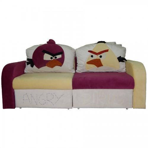 детский диван Angry Birds 3