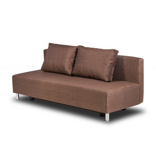 Диван Парма коричневый