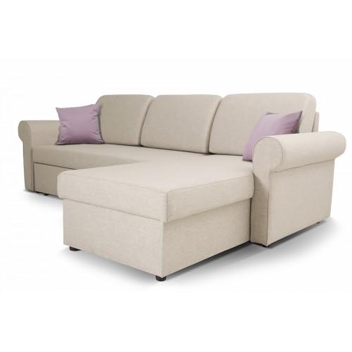 Угловой диван Монако-классик (ткань монтана 051)
