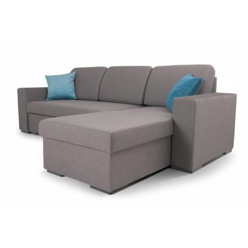 Угловой диван Монако-модерн (ткань монтана 283)