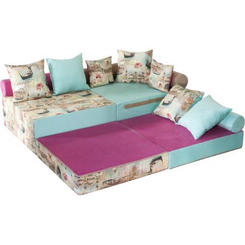 Бескаркасный диван Венеция