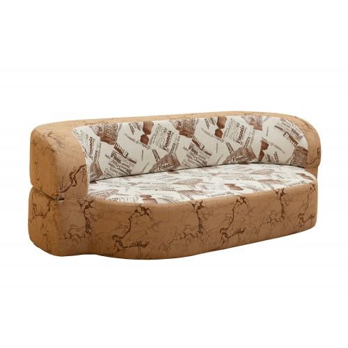 Бескаркасный диван Ивана