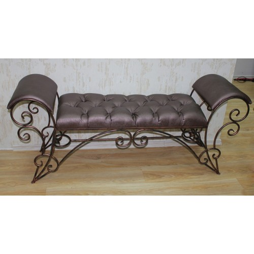 Кованый диван Барселона
