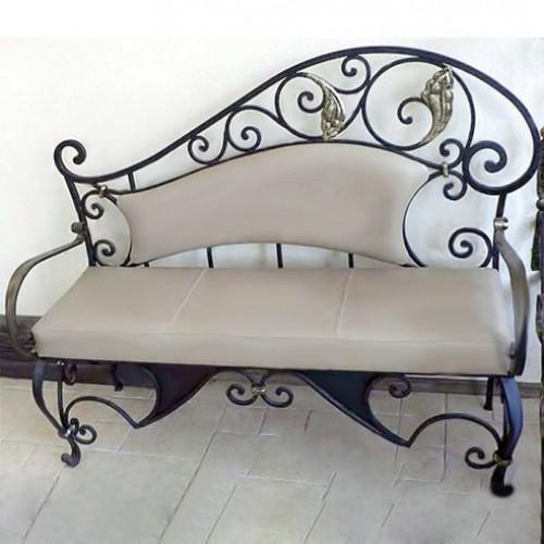Кованый диван Сан-Диего