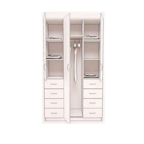 Шкаф распашной ш26