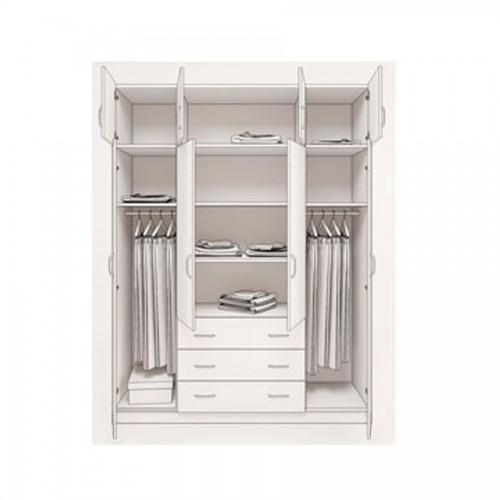 Шкаф распашной ш31а