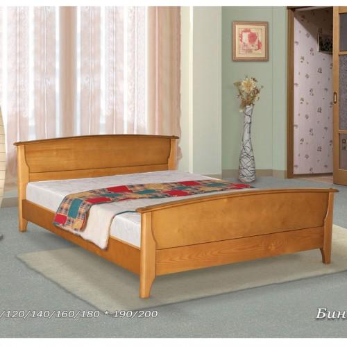 Деревянная кровать Бинго 1А