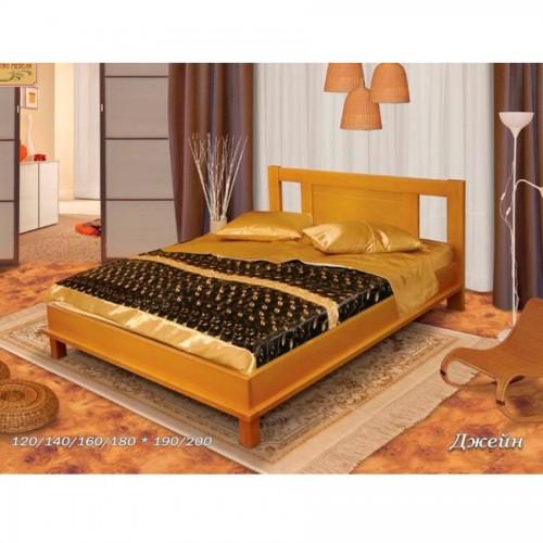 Деревянная кровать Джейн