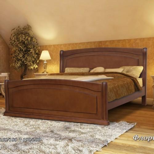 Деревянная кровать Флорида-А