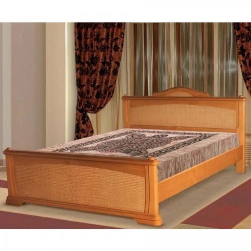 Кровать с ротангом Амазонка-1А