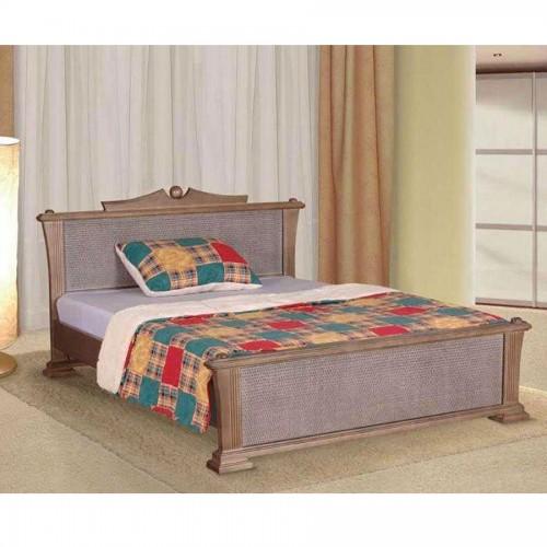 Кровать с ротангом Сканди-1А