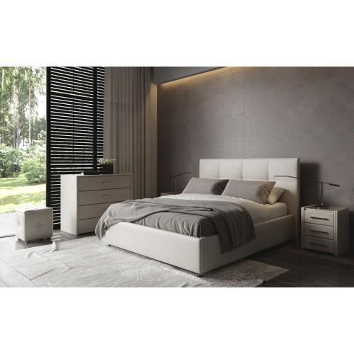 Мягкая кровать Адажио