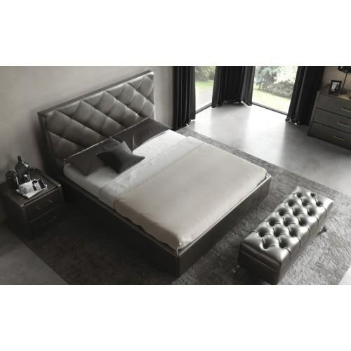 Мягкая кровать Реноме