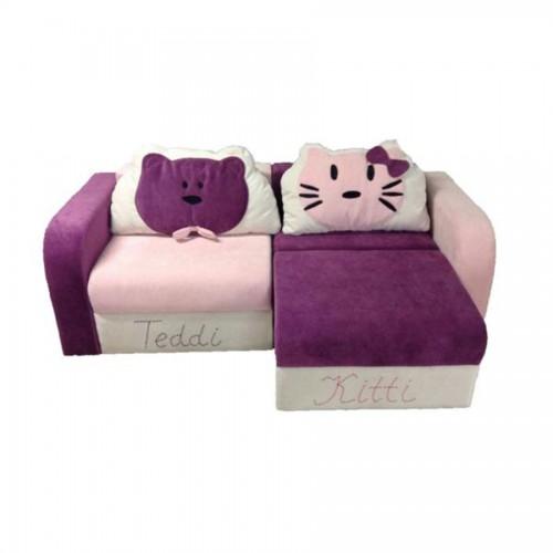 Детский диван Teddi Kitti