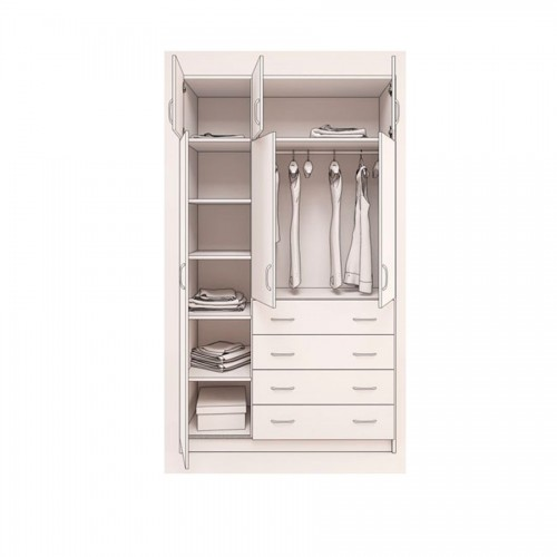 Шкаф распашной ш29а