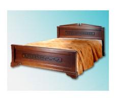 Деревянная кровать Афина