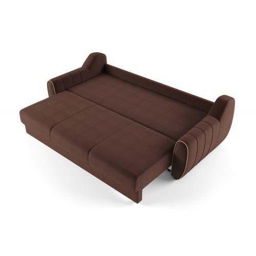 Диван Ингрит шоколад