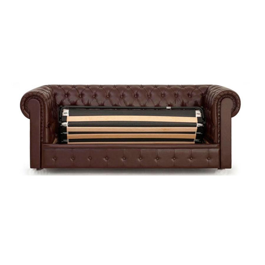 Купить кожаный диван недорого в  Москве